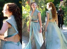 margery game of thrones/ halloween costumes   Games, Thrones Costumes, Halloween Costumes, Tyrell Costumes, Thrones ...