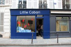 little cabari // 7eme