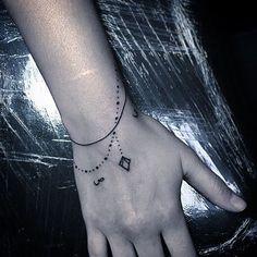 Permanent jewelry