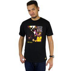 DC Shoes x Wu Tang Clan 3 Chambers Ambum T-Shirt ★★★★★