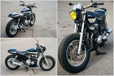 Yamaha YX600 Radian 1989