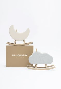 Maison Deux is a Dutch design studio for kids. Founded to design fun, minimalist products for contemporary homes. Baby Toys, Kids Toys, Woodworking Toys, Kids Ride On, Wooden Decor, Nursery Neutral, Toddler Gifts, Wood Toys, Kids Furniture