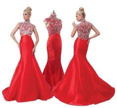 Mermaid Red Satin Prom Dresses,Evening Dresses #highlow #red #chiffon #promdresses #promdress #promgowns #dresses #gowns #prom #eveningdresses #partydresses #womendresses #fashiondresses #long #elegant #modest #fashion #charming #formal #classy #beautiful #simple #cheap #promdresses2018 #forteens