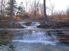 Ava Mo waterfall, via Flickr.