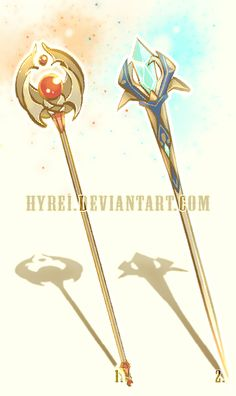 Auction : Weapon Adopt Set 3 [CLOSED] by HyRei.deviantart.com on @DeviantArt