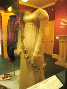 The Herb Woman's Attendant's Costume