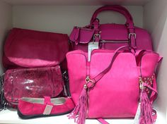 #HotPink #Bags at #Nicci