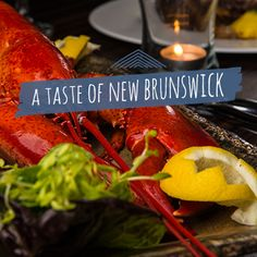 You'll love taking a taste of New Brunswick. With immersive culinary experiences that connect you with local cuisine, producers and chefs, here's what you can expect on an NB foodie journey. Lobster Recipes, Fresh Seafood, Le Chef, New Brunswick, Saveur, Farmers Market, Chefs, Easy Meals, Canada