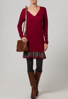 Pepe Jeans - LALA - Vestito di maglia - rosso