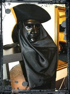 Mozart's Father Mask from Amadeus