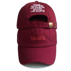 21f03cdc955bb Kendrick Lamar Dad Hat - UNISEX - 3 COLORS  fashion  clothing  shoes