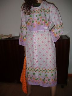 Vintage Schürzen - Vintage Hauskleid - ein Designerstück von Pimp-Factory bei…