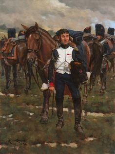 Ufficiale dei granatieri della guardia imperiale francese - Keith Rocco