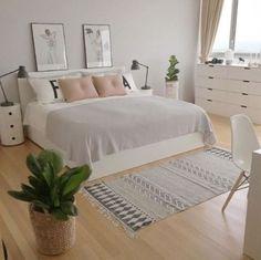 Gorgeous modern scandinavian bedroom design 21