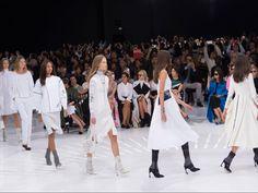 Défilé Christian Dior Prêt-à-porter Printemps-été 2015