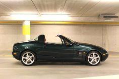2002 De Tomaso Qvale - Mangusta |
