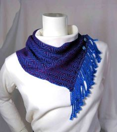 Handwoven Cowl Scarf Neckwarmer Beautiful by DMJacobsDesigns, $39.00: