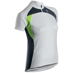 Cannondale Women's Classic Jersey, Berzerker Green, Medium $70.00