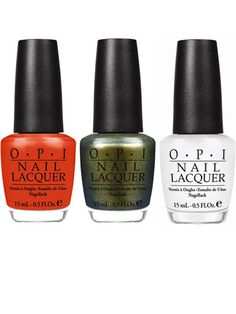 Best Summer Nail Polish: OPI Spider-Man Collection