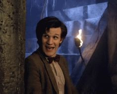 The Doctor. (gif) Career Mapping for the Fictionally Inclined Part 2 // Freak of Fandom