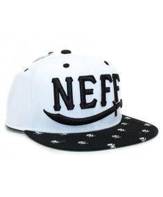 NEFF Sultans Snapback cap White