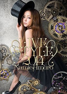 Namie Amuro Live Style 2014 DVD Deluxe Edition