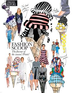 fashion summer elle | Spring/Summer 2013 Trend Report : Trend Report: Fashion Scoop - Elle ...