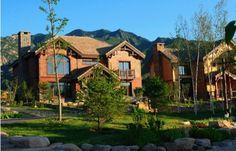 Jackson Hole Resort Community - Beijing, China... by Allison Smith design
