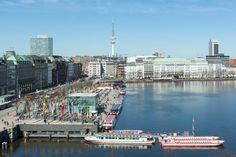 Hamburg#jungfernstieg