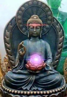 Spread of Buddhism-bronze statue of buddha. Gautama Buddha, Amitabha Buddha, Buddha Buddhism, Buddhist Art, Buddha Kunst, Art Buddha, Buddha Zen, Buddha Statues, Buddha Painting