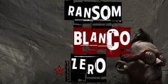 Ransom Blanco Zero Font · 1001 Fonts Latest Fonts, Zero, Fresh