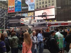 The worlds largest LEGO model unveiled in Times Square