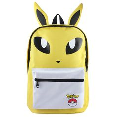 The unique Anime Pokemon Pocket Monster School Backpack Bag  -