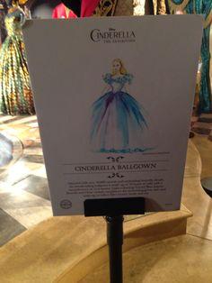 #CinderellaExhibition