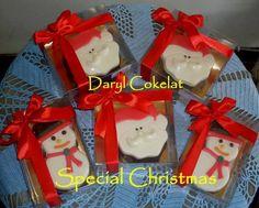 chocolate box santa... you can eat all