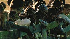 The Walking Dead... Zombies Walkers.