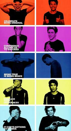 Inspirational Quotes by our beloved boys❤