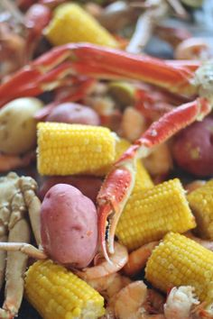 Shrimp and Crab boil