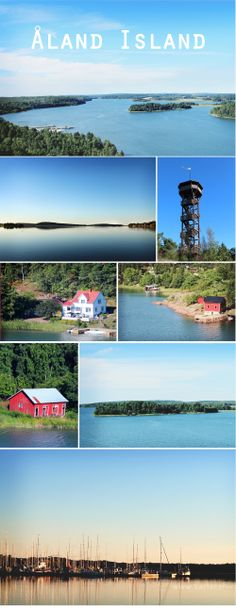 Mariehamn, Åland (island between Sweden and Finland). In my youth. When I was a kid my family used to go on the big entertainment ships between Stockholm and Åland. Lappland, Oldenburg, Alaska, Scandinavian Countries, Fjord, Baltic Sea, Stockholm Sweden, Branding, Best Cities