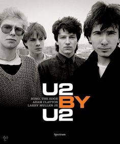U2 by U2  Yes, I own it.  Got it for Christmas a few years ago and read it cover to cover
