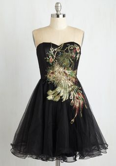 Perfect Poise Dress in Peacock, #ModCloth