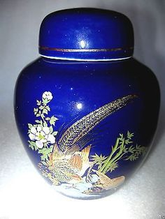 Gorgeous Ginger Jar