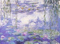 Waterlillies by Claude Monet  Bathroom: Main or Master?