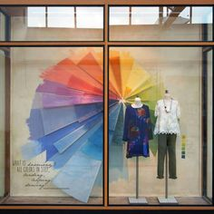 "ANTHROPOLOGIE, ""What is Harmony?.......All Colors in Step"", pinned by Ton van der Veer"