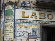 Calle de San Andrés, Malasaña. Madrid by voces, via Flickr