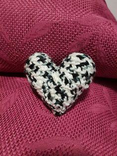 amigurumi cuore