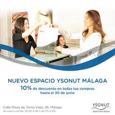 Nuevo espacio Ysonut de Málaga