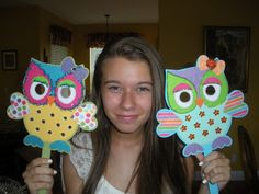 Owl Birthday Party Ideas | Photo 20 of 37 | Catch My Party
