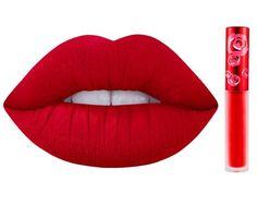 Amazon.com : Lime Crime Velvetines Liquid Lipstick - Suedeberry : Beauty