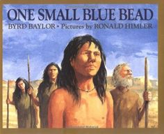 One Small Blue Bead by Byrd Baylor http://www.amazon.com/dp/0684193345/ref=cm_sw_r_pi_dp_Jqhwxb0B6M1DT